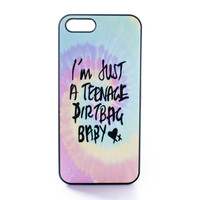 Tie Dye Teenage Dirtbag Case