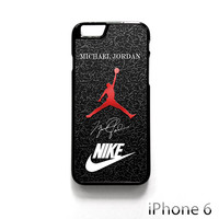 Nike Michael Jordan Air Jordan for Iphone 4/4S Iphone 5/5S/5C Iphone 6/6S/6S Plus/6 Plus Phone case