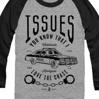 Love The Chase Raglan