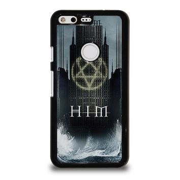 HIM BAND HEARTAGRAM Nexus 5 Case Cover