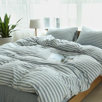 On Sale Bedroom Hot Deal Knit Bedding Set [45989953561]