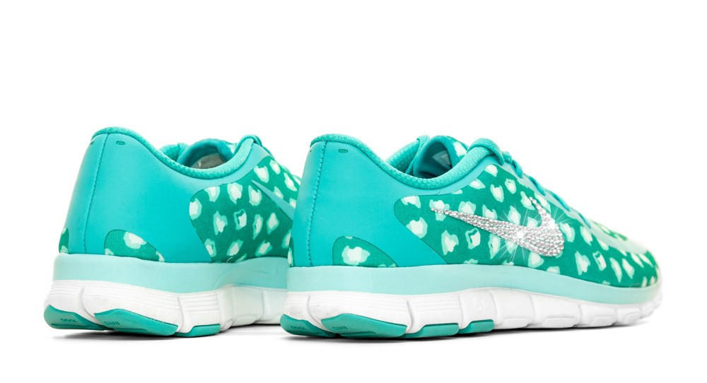 Nike Free Run 5.0 V4 - Crystallized from Glitter Kicks  a3a67aec9