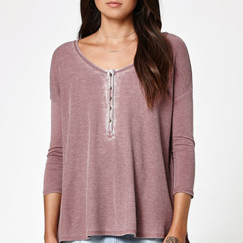 Billabong Hard To Chase High-Low Top at PacSun.com