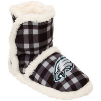 Philadelphia Eagles  Official NFL Flannel Sherpa Boots