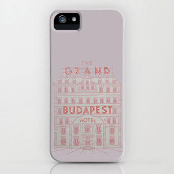 Grand Budapest Hotel iPhone Case