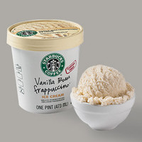 Vanilla Bean Frappuccino® Ice Cream