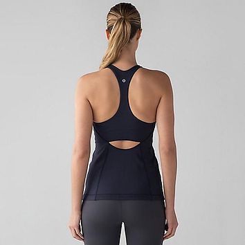 Lululemon Women Fashion Yoga Sport Vest Tank Top