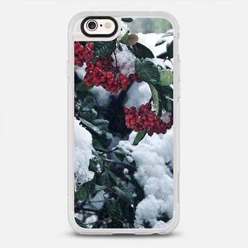 Winter and snow iPhone 6s case by VanessaGF | Casetify