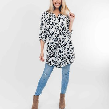 Wild Escape Tunic