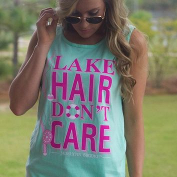 Lake Hair Don't Care: Mint