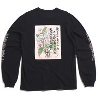 Heaven's Gate Longsleeve T-Shirt Black