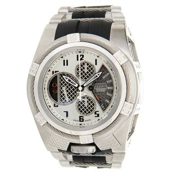Invicta 16319 Men's Bolt Zeus Reserve Steel & Rubber Strap Chrono Watch