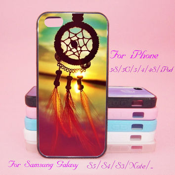 Dream Catcher,iPod Touch 5,iPad 2/3/4,iPad mini,iPad Air,iPhone 5s/ 5c / 5 /4S/4 , Galaxy S3/S4/S5/S3 mini/S4 mini/S4 active/Note
