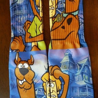SCOOBY AND SHAGGY SOCKS