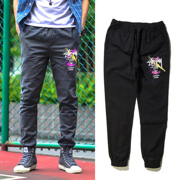 Men Casual Hip-hop Men's Fashion Pants [8598687875]