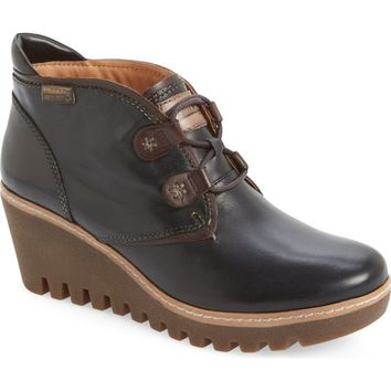 PIKOLINOS 'Maple' Wedge Bootie (Women) | Nordstrom