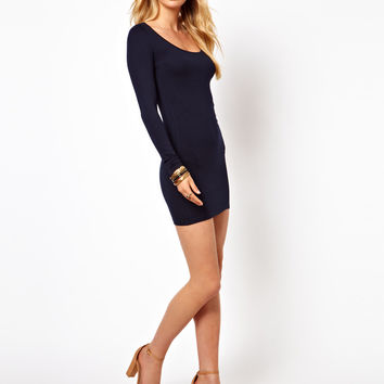 Vila | Vila Body Con Dress at ASOS