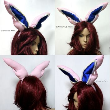 Sylveon Pokemon Ears Headband Accessories Photo Prop