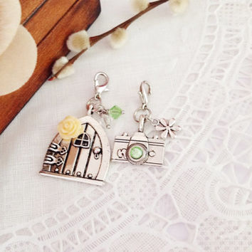 Midori Traveler's Notebook Charm, A Set of 2