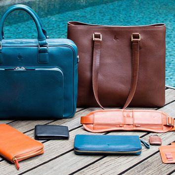 Trackable – Handcrafted Leather Products