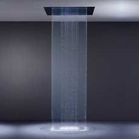 RainSky Waterfall Shower - The Pleasure of Rain in Your Bathroom (GALLERY)