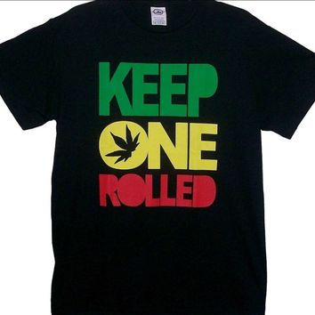 Keep One Rolled / S-3XL