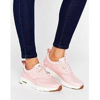 Nike Air Max Thea Red/Pink Casual Sports Shoes