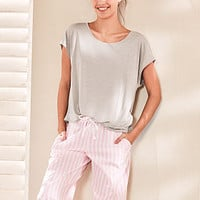 The Mayfair Tee-jama - Victoria's Secret