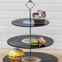 ModCloth Music You Spin Me Right Pound Cake Stand