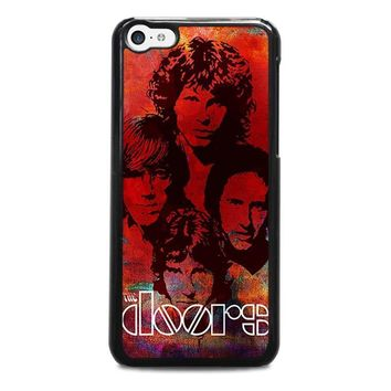 the doors iphone 5c case cover  number 1
