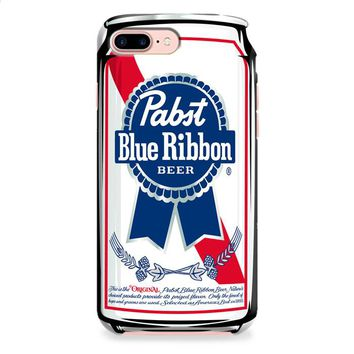 Pabst Blue Ribbon iPhone 8   iPhone 8 Plus Case