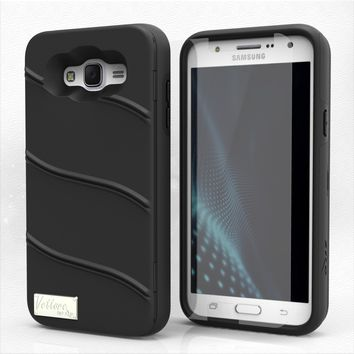 Vettore by Zizo® Phone Case for Samsung Galaxy J7 J700