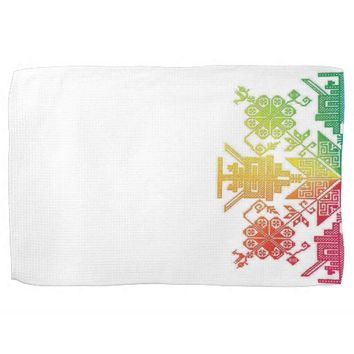 Aztec Hand Towels