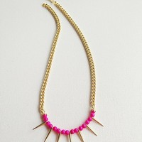 Beatrix Spike Necklace