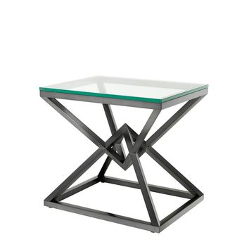 Bronze Side Table | Eichholtz Connor
