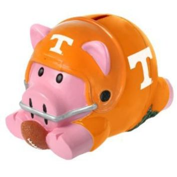 NCAA Tennessee Action Piggy Bank