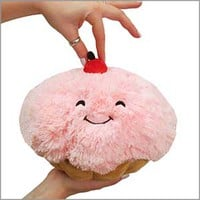 Mini Squishable Cupcake
