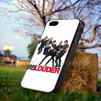 R5 Louder Band - for iPhone 4/4s, iPhone 5/5S/5C, Samsung S3 i9300, Samsung S4 i9500 *GARDENCASESHOP*