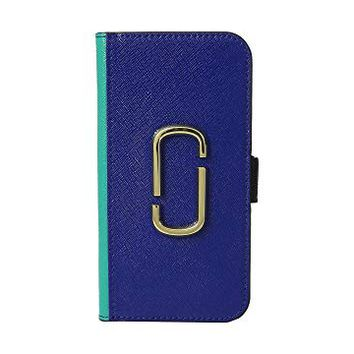 Marc Jacobs Snapshot Bookcase iPhone 8 Case