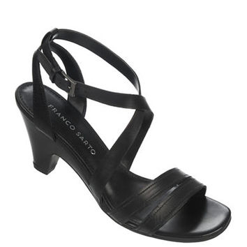 Franco Sarto Province Vegan Leather Heeled Sandals