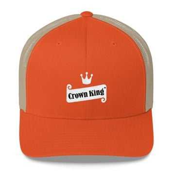 Crown King Trucker Cap