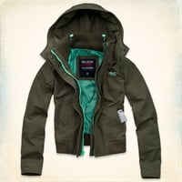 Hollister All-Weather Bomber