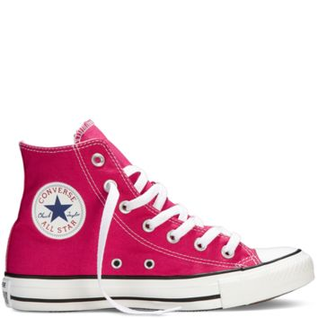 Converse - Chuck Taylor All Star Fresh Colors - Cosmo Pink - Hi