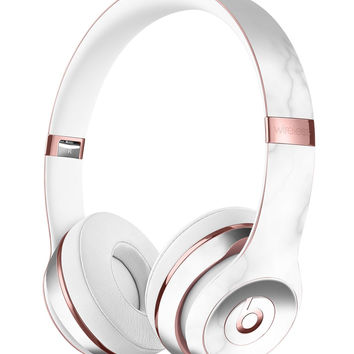 Slate Marble Surface V49 Full-Body Skin Kit for the Beats by Dre Solo 3 Wireless Headphones