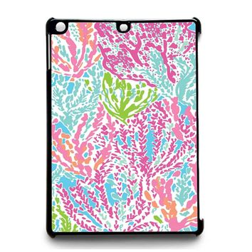 Lilly Pulitzer Turquoise iPad Air 2 Case