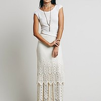 Jen s Pirate Booty Womens Shiva Lace Maxi Skirt