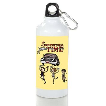 Gift Sport Bottles | Supernatural Time Aluminum Sport Bottles