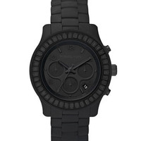 Michael Kors Blackout Silicone Watch - Michael Kors ($100-200)