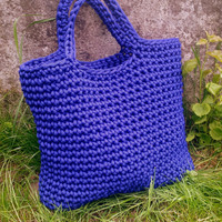 "Original Handbag ""TAKE BAG"", Marketbag, Bag on Shoulder,  Handmade bag"