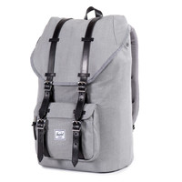 Herschel Supply Co.: Little America Backpack - Wild Dove Hemp